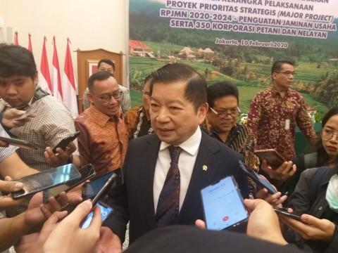 Pemerintah Finalisasi Pembentukan Badan Otorita Ibu Kota Baru