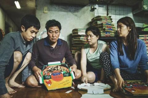 Sabet Empat Piala Oscar, Parasite Cetak Sejarah Baru Perfilman Asia