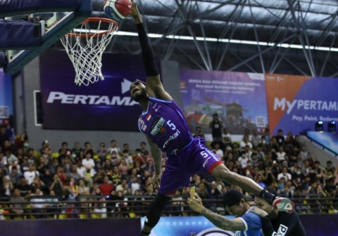 Cotton Rajai <i>Slam Dunk Contest</i> IBL All Star 2020