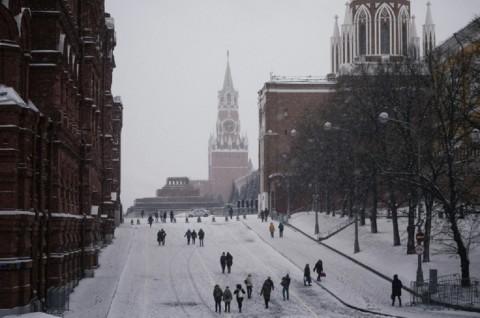 Rentetan Hoaks Bom Bingungkan Warga Moskow