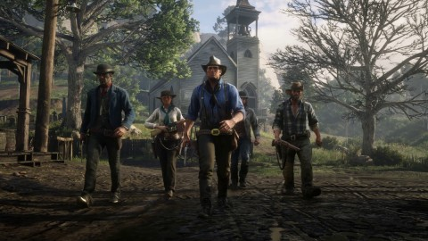 Cara Temukan dan Pakai Kode Cheat di Red Dead Redemption 2