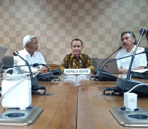 Kepala BKPM Tawarkan Investasi 10 Bali Baru ke Pemerintah Australia