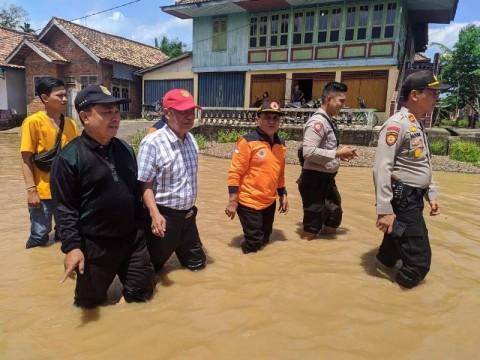 21 Desa di Musi Rawas Terendam Banjir Capai Dua Meter