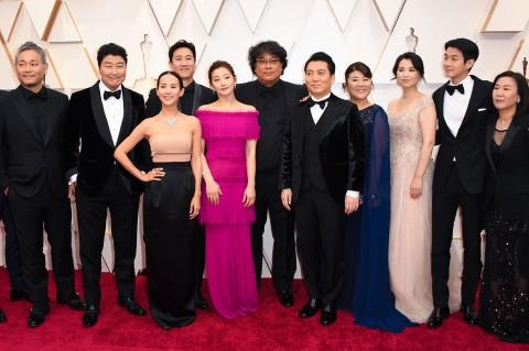 Boyong 4 Piala Oscar, Parasite Cetak Sejarah Perfilman Asia