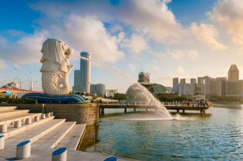 Menkeu Monitor Singapura Usai Kenaikan Status Virus Korona