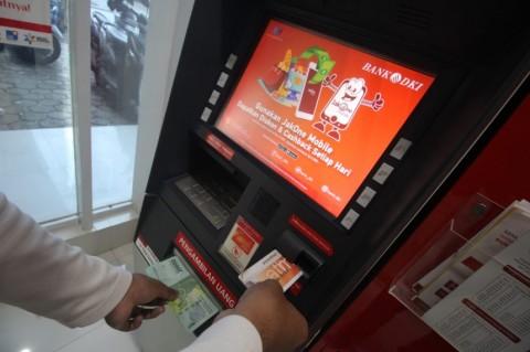 ATM Bank DKI Pecahan Rp20 Ribu Mengakomodasi Pelajar
