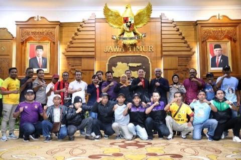 Enam Kelompok Suporter Jawa Timur Deklarasi Damai