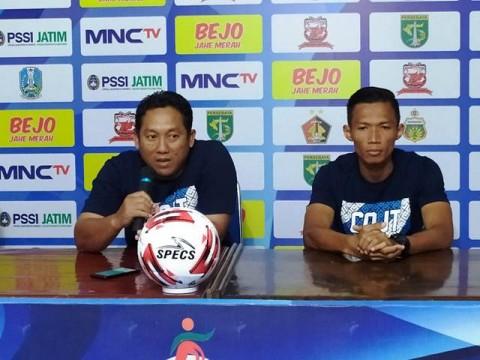 Persela Tak Permasalahkan Jadwal Mepet Piala Gubernur Jatim