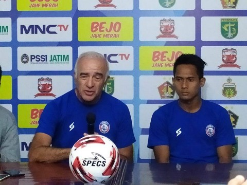 Kapten Arema FC Buta Kekuatan Sabah FA