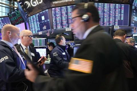 Wall Street Naik, Sinyal Pasar Mulai Pulih