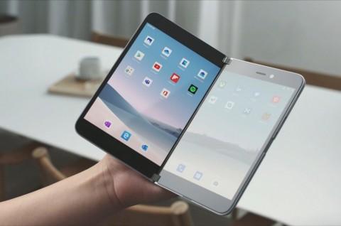 Muncul Lagi Penampakan Microsoft Surface Duo