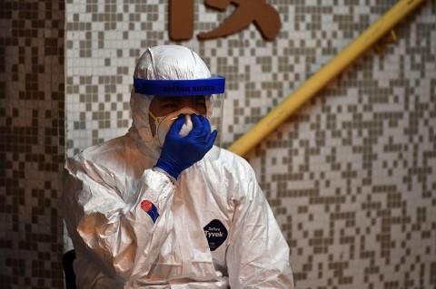 Ditemukan Pasien Korona di Apartemen Hong Kong, Penghuni Dievakuasi