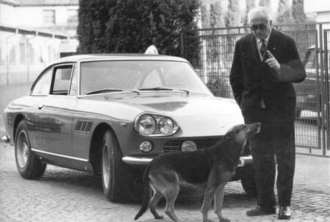 Ferrari 330 GT yang Melegenda dan Bersejarah