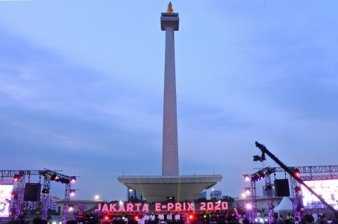 Formula E Dianggap Hanya Membuat Jakarta 'Buntung'