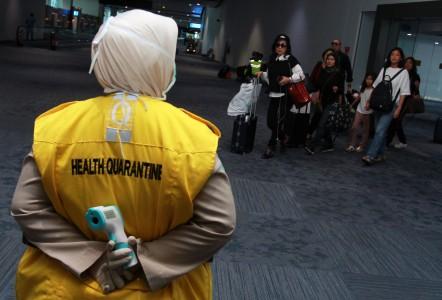 62 Kasus Dugaan Virus Korona di Indonesia Terbukti Negatif
