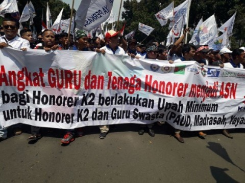 Jepara Butuh Rp80 Miliar untuk Gaji Honorer