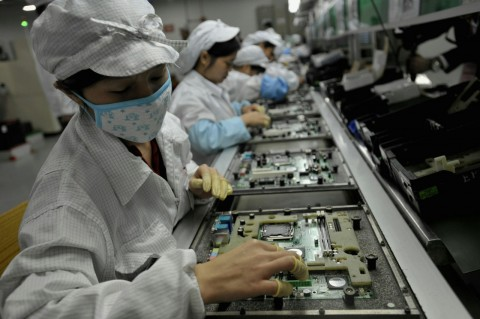 Dapat Izin Pemerintah, Foxconn Kembali Beroperasi di Tiongkok