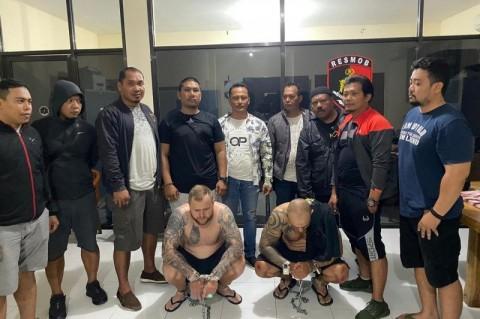 WN Bulgaria Pembobol ATM di Bali Ditangkap