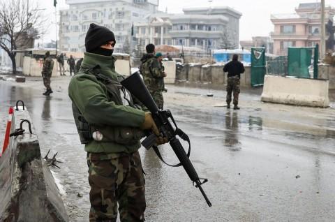 Bom Meledak Dekat Akademi Militer Afghanistan, 5 Tewas