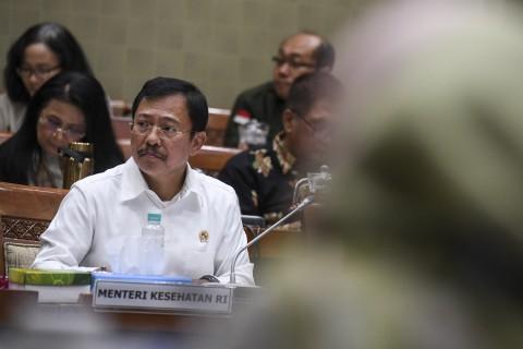 Menkes Geram Harvard Sebut Korona Masuk Indonesia