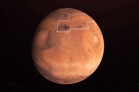 Ada Garam dan Mineral di Mars