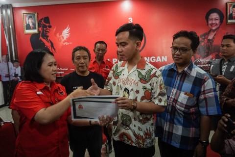 DPD PDIP Jateng Ogah Bicara Rekomendasi untuk Gibran