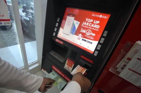 Bank DKI Masih Miliki ATM Berdenominasi Rp20 Ribu