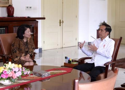 Jokowi-Bank Dunia Bahas Efek Ekonomi Wabah Korona