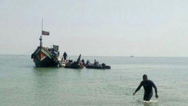 Pencarian Pengungsi Rohingya yang Tenggelam Terus Dilakukan