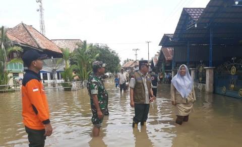 Ribuan Rumah Terendam Banjir di Musi Rawas
