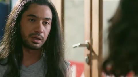 Inspirasi Reza Rahadian Perankan Pria Gondrong di Toko Barang Mantan