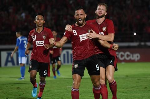 Bali United Bungkam Than Quang 4-1