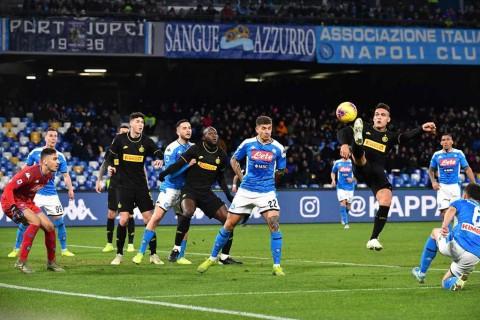 Fakta Menarik Jelang Inter Milan vs Napoli
