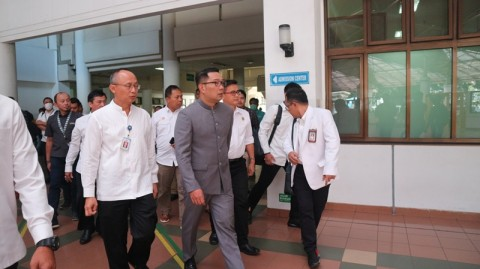 Ridwan Kamil Pastikan Jabar Bebas Virus Korona