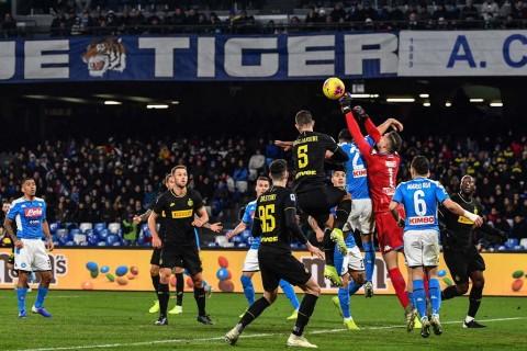 Prediksi Inter Milan vs Napoli: La Beneamata Lanjutkan Tren Positif!