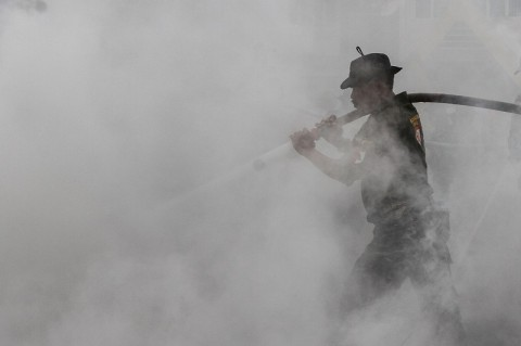 Riau Tetapkan Status Siaga Darurat Karhutla