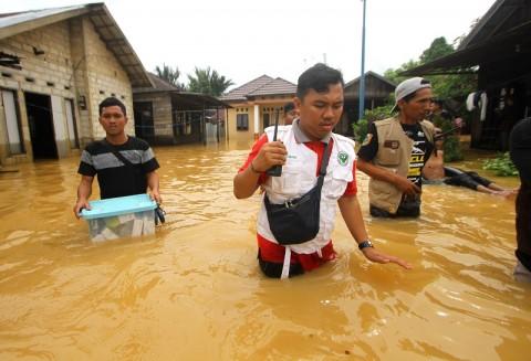 7 Kabupaten di Kalsel Banjir