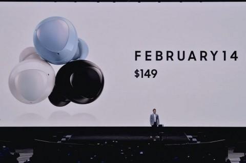 Samsung Juga Umumkan Galaxy Buds+