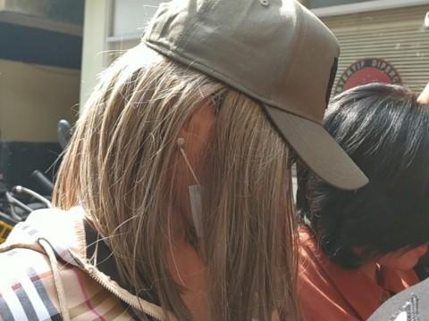 Lucinta Luna Bungkam Usai Jalani Tes Labfor di Lido