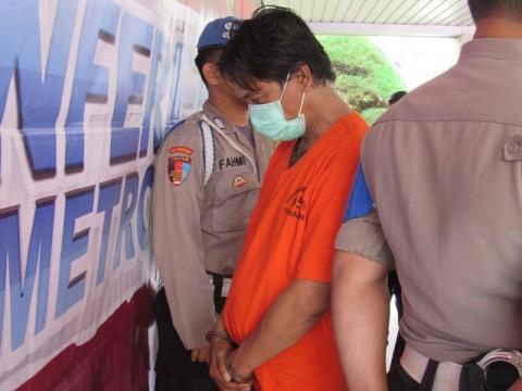Pengedar 15 Kg Sabu di Tangerang Ditangkap