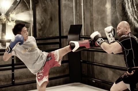 Rama Supandhi Percaya Diri Rebut Gelar One Pride MMA