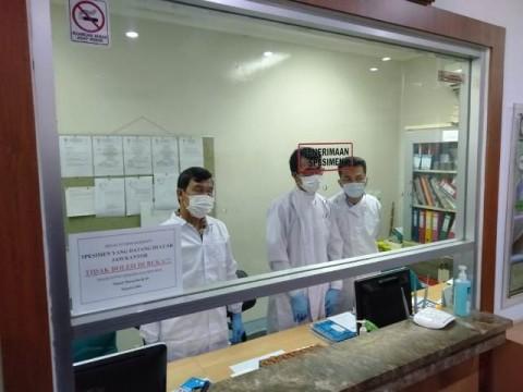 Alur Pemeriksaan Lab Balitbangkes Soal Virus Korona