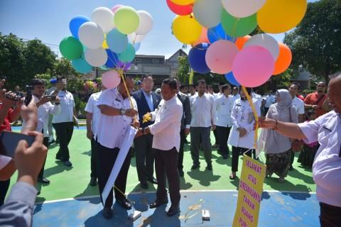 Kabupaten Bekasi Punya RPTRA