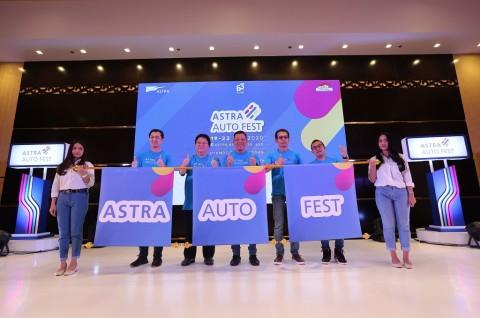Begini Cara Astra Group Genjot Penjualan Awal Tahun