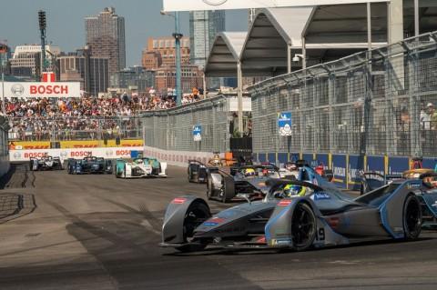 Konstruksi Lintasan Formula E Bakal Dibuat Bulan Ini