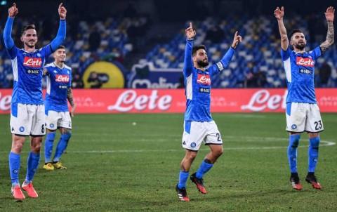 Fabian Ruiz Bantu Napoli Tundukkan Inter