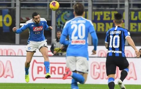 Kalahkan Inter, Napoli Belum Aman
