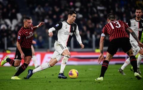 Data & Fakta Jelang Milan vs Juventus