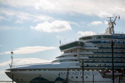 Pasien Positif Korona di Kapal Pesiar Jepang Bertambah