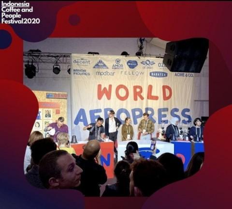 Indonesia Coffee and People Festival 2020 Pertemukan Petani dan Pembuat Kopi